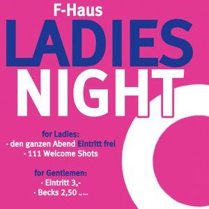 Ladies Night @ F-Haus | Jena | Thüringen | Deutschland